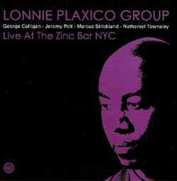 Lonnie Plaxico Group Live At The Zinc Bar NYC
